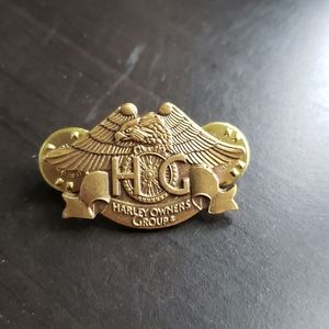 Harley Owners Group Pin